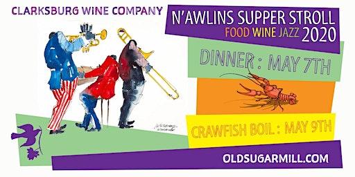 Fifth Annual Shrimp & Crawfish Boil
