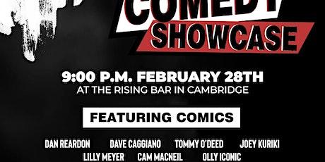 Cozy Comedy Showcase tickets