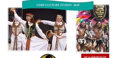 VOMI Culture Fusion 2020 tickets