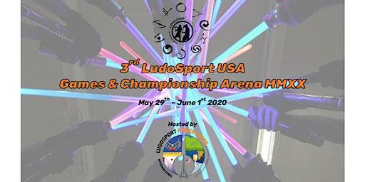 LudoSport USA Games & Championship Arena MMXX