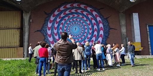Street Art Antwerp Eilandje Tour