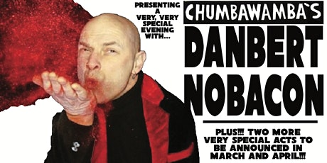 Danbert Nobacon of Chumbawamba at Punknews Summer Soiree 4! More bands tba! tickets
