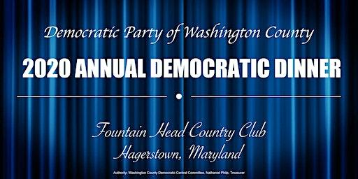 2020 Annual Democratic Dinner