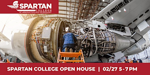 Spartan College - Inland Empire Area Campus Open House