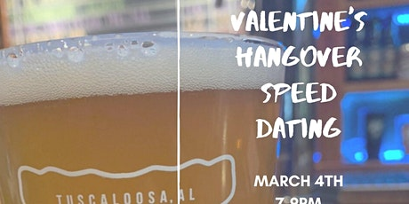 Valentine's Hangover Speed Dating tickets