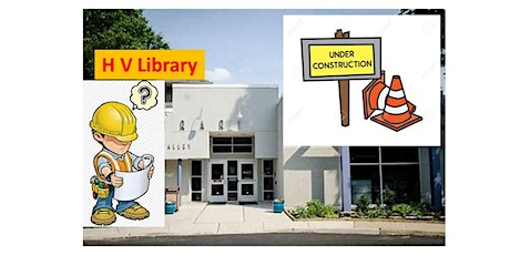 HV Library Meeting about Re-Image the Space tickets