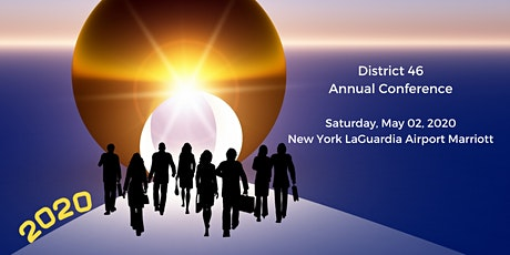 Toastmasters District 46 2020 Annual Conference tickets