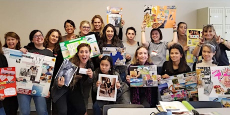 Vision Board Workshop - Life with Purpose tickets