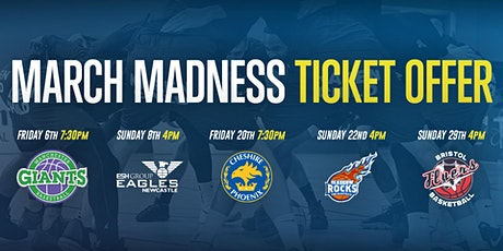 March Madness Ticket Sale tickets