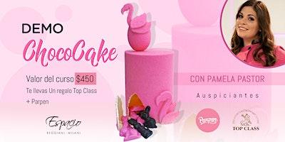 Demo con PAMELA PASTOR: Choco CAKE