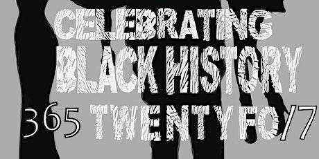 BLACK HISTORY CELEBRATION MIXER tickets
