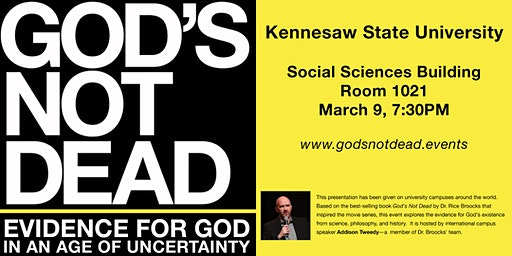 God's Not Dead at Kennesaw State University