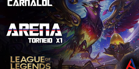Torneio League of Legends X1 - A Arena Campinas ingressos