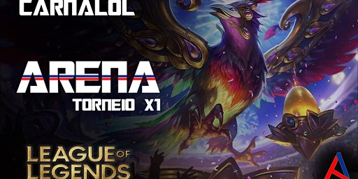 Torneio League of Legends X1 - A Arena Campinas