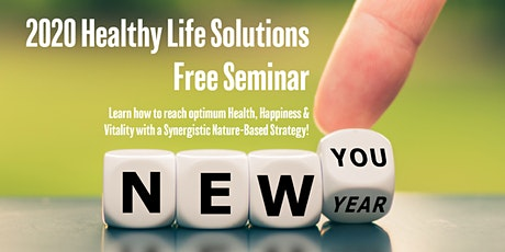 2020 Healthy Life Solutions Seminar at Ala Wai Golf Course in Honolulu tickets