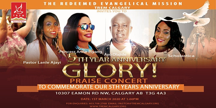 Glory Musical Concert image