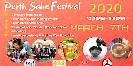 Perth Sake Festival 2020 tickets