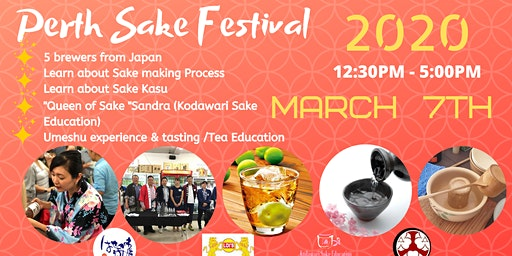 Perth Sake Festival 2020