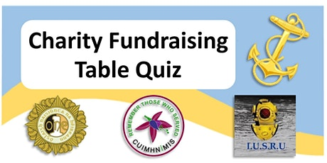 [POSTPONED EVENT] Charity Fundraising Table Quiz for O.N.E & I.U.S.R.U tickets