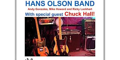 HANS OLSON'S BIRTHDAY! tickets