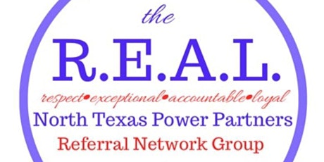 The REAL North Texas Power Partners Breakfast Networking tickets