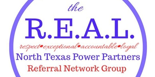 The REAL North Texas Power Partners Breakfast Networking