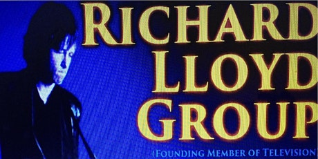 Richard Lloyd Group of Television tickets
