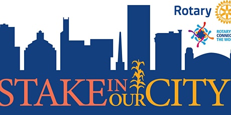 Stake In Our City, June 13, 2020 - Asheville Breakfast Rotary Club tickets