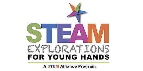 STEM Alliance Tinkering Night at MAS - Jr STEAM (K-2) 2020 tickets
