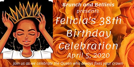 Felicia's Birthday Celebration tickets