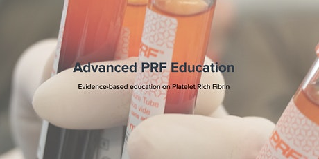 Advanced PRF Training Toronto/Vancouver tickets