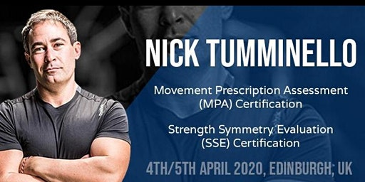 NICK TUMMINELLO: MPA and SSE CERTIFICATIONS