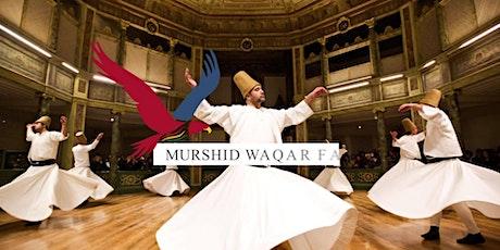 Waqar Faiz Sufi Meditation and Healing in Austin tickets
