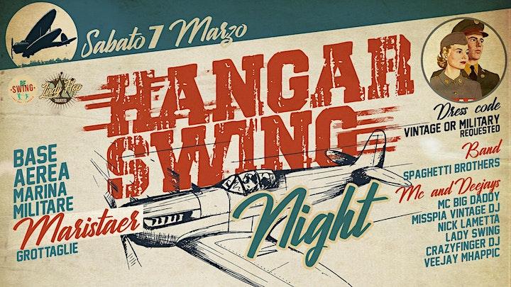 Immagine HANGAR SWING NIGHT