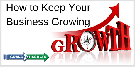 How To Keep Your Business Growing tickets