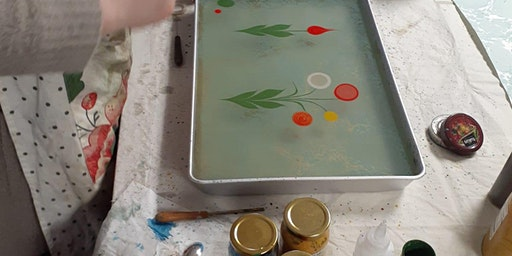Water-Marbling Course Level-2