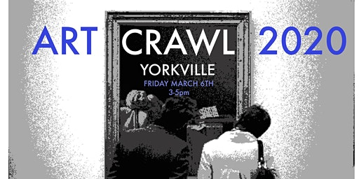 Art Crawl: hosted by STEAM