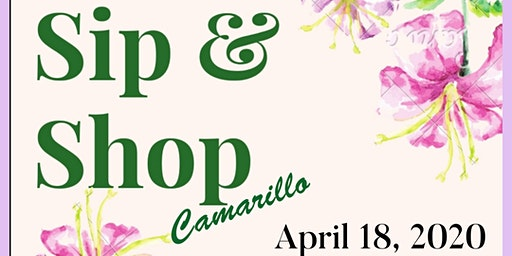 Sip & Shop Camarillo