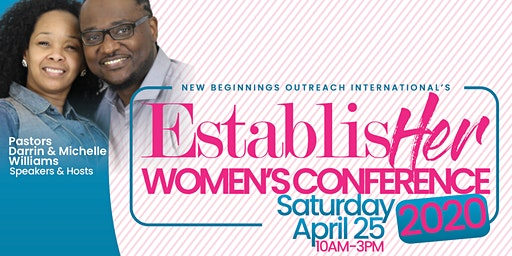 EstablisHer Women's Conference 2020