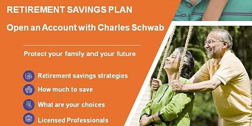 Retirement Savings Planning (In-Person Event)