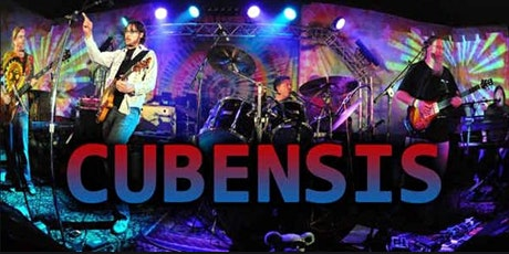 Cubensis Live From Malibu- Sat June 20 tickets