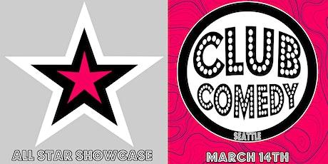 All Star Showcase March 14, 2020 tickets