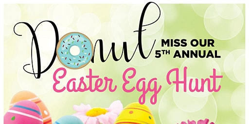 Ocotillo 5th Annual Easter Egg Hunt