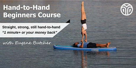 Hand-to-Hand Accelerated Handstand Training (5 Mondays) Victoria London SW1 tickets