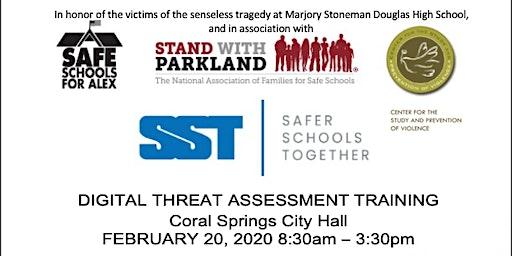 Digital Threat Assessment Training