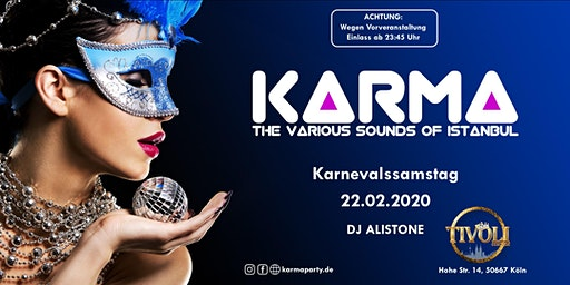 KARMA Cologne - The various sounds of Istanbul.
