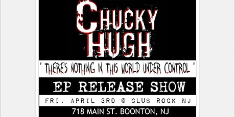 Chucky Hugh; Featuring: With Intention, Boy Blue, Jules Walcott, BAMisEMO tickets