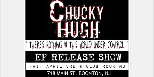 Chucky Hugh; Featuring: With Intention, Boy Blue, Jules Walcott, BAMisEMO
