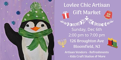 Lovlee Chic Artisan Gift Market tickets