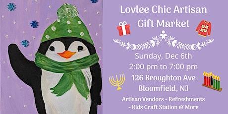 Lovlee Chic Artisan Gift Market tickets